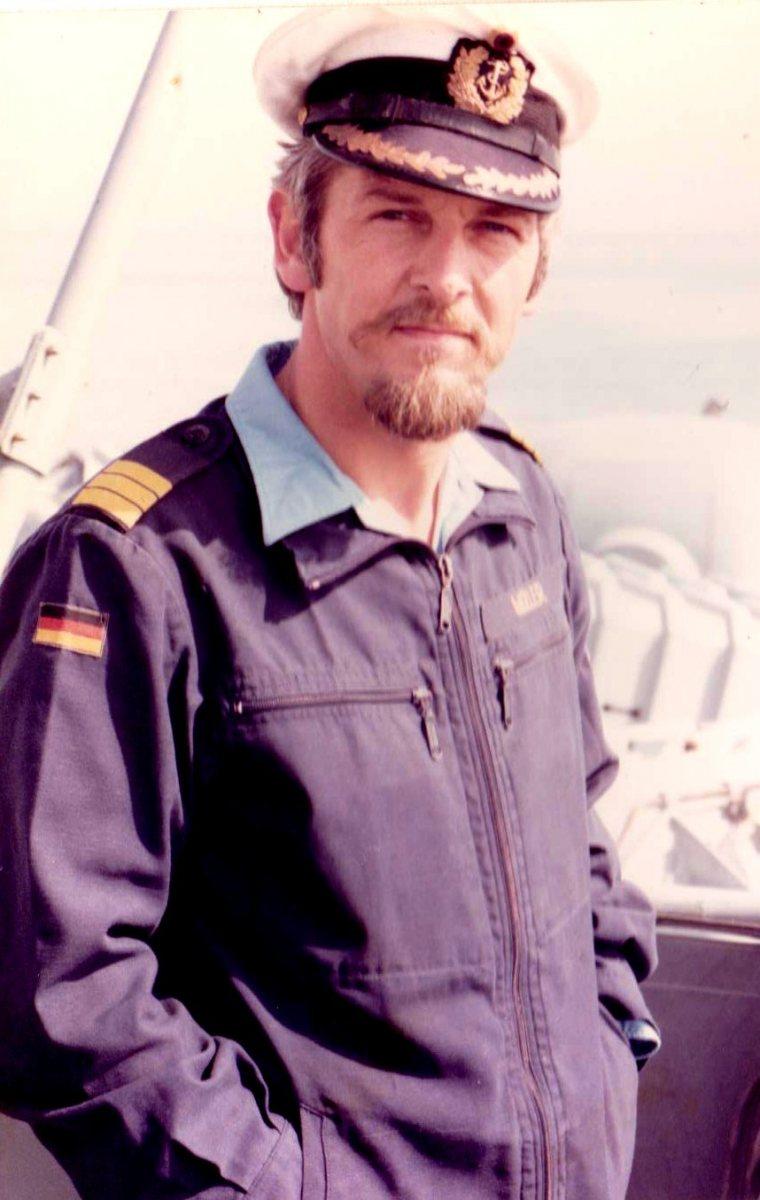 Kommandant Wilhelm Müller