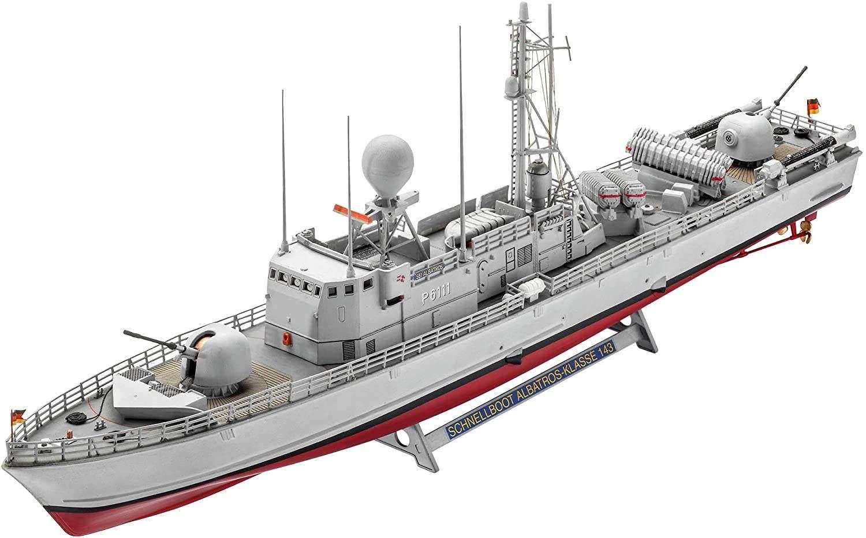 "Galerie Modelbausatz ""Fast Attack Craft Albatros Class 143"" von Revell"